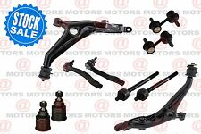 For Honda CR-V 97-01 Front Sway Bar Link Control Arms Tie Rods Ball Joints New