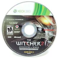 The Witcher 2: Assassins of Kings Enhanced Edition Microsoft Xbox 360 X360 Game