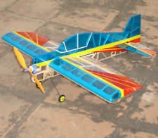 HAIKONG YAK 54 EP PFOFILE 30.2 inch Electric RC Wooden Model Airplane A021 NEW