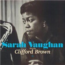 Sarah Vaughan, Sarah - Featuring Clifford Brown [New CD]