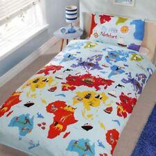 Linge de lit et ensembles multicolore pour salon, 135 cm x 200 cm