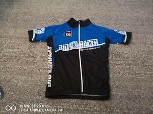 Bioracer  Speedwear Tri Team Cycling Shirt JerseyTrikot Ciclismo Maglia size 128