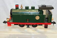 Handarbeitsmodell für LGB Dampflokomotive 1:22,5 Spur G britisches Vorbild