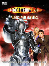Doctor Who: Aliens And Enemies Justin Richards BBC 2006 Reprint Paperback