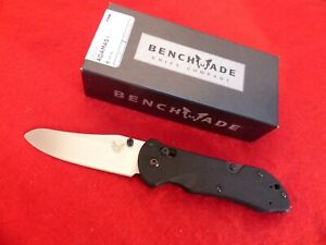 """Benchmade 915 Triage 3.5"""" Sheepfoot N680 G10 new in box knife"""