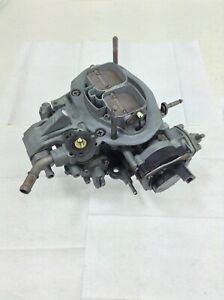 HOLLEY 5220 CARBURETOR 1978-1979 DODGE PLYMOUTH 105 ENGINE