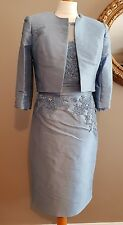 veni infantino mother of the bride/races dress size 16 style 991125