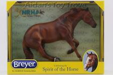 Breyer Classics Horse - NIB 1766 NRHA 50th Anniversary Edition Hollywood Dun It