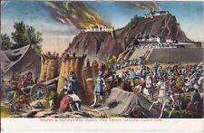 uralte AK Sturm Hohentwiel durch den österr. General Sparr 1641, Feldpost 1916