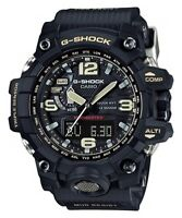Casio G-Shock Mudmaster Tough Solar GWG-1000-1ADR Black GWG-1000-1A