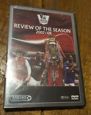 Barclay's Premier League 2007-2008 Season Review Soccer Learning Systems DVD