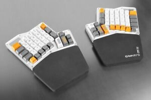 Grifiti Fat Wrist Pads Massdrop Ergodox Infinity Keyboard 2 Set 6.5 x 4.2 x .75