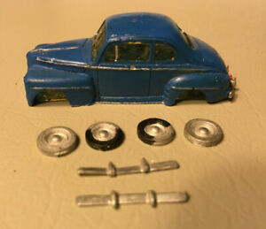 Magnuson Models Vehicles... Resin kits HO Scale 1948 Ford Coupe 439-910