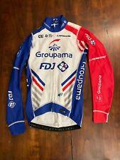 Maglia autunnale bici ALE' S FDJ GROUPAMA PR.S ciclismo spring bike jersey