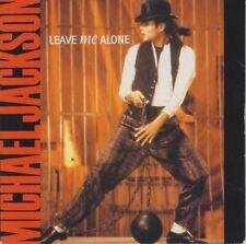 Michael Jackson 3 track 3inch cd single Leave Me Alone 1989