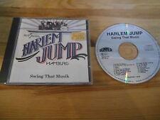 CD Jazz Harlem Jump-swing that Music (17) chanson summer rec