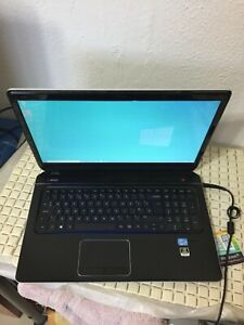 "HP ENVY DV7-7203EA 17,3"" 1600x900 i7-3630QM 8GB 240GB SSD-1TB NVIDIA GT630M 2GB"