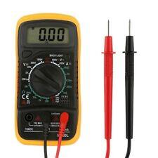 LCD numérique multimètre voltmètre Support AC DC Ohm ACTUEL Circuit Testeur