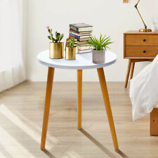 Nordic Modern Minimalist Round Living Room Coffee Tea Tray Table Home  CN