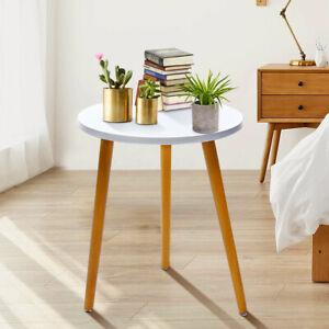 Nordic Modern Minimalist Round Living Room Coffee Tea Tray Table Home  CN SU