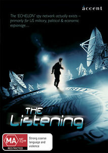 The Listening (aka In Ascolto) (DVD) - ACC0104