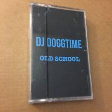 DJ Doggtime Old School #1 NYC Hip Hop Mixtape Cassette Tape 90s