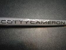 "Scotty Cameron 2017 Gray Matador Std Mid SMALL Putter Grip 10.5"" Titleist NEW"