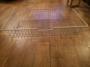 3 Ikea wire basket