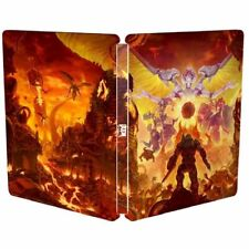Doom: Eternal Steelbook Case