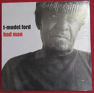 T- MODEL FORD  LP ORIG US EPITAPH  BAD MAN