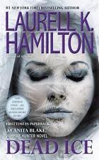 Anita Blake, Vampire Hunter: Dead Ice Bk. 24 by Laurell K. Hamilton (2016,...