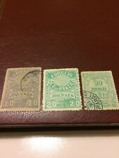 Brasil stamps 1890-1893 USED Newspapers stamp