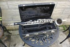 Noblet /Leblanc Eb alto clarinet vintage 1960's orig M/P & case demo video below