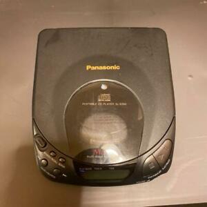 Panasonic Portable Cd Player Sl-S350 Black CD /130