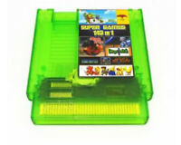 Over 140 NES Games with Battery Save Function - PAL/NTSC Game Cart Cartridge