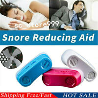 Micro USB Electric Anti Snoring Device for Sleep Apnea Stop Snore Aid Stopper