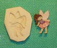 Baby Girl Pixie, Fairy Polymer Clay Push Mold CUTE! 0 S/H AFTER 1st item #5