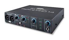 Focusrite Saffire Pro 14 FireWire Audio Interface w/Microphone Preamplifier