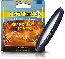 Marumi Digital High Grade Star Cross 4x Camera Filter 52mm - DHG52STAR