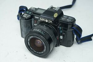 Minolta Dynax 7000 Film SLR Camera Sigma 35-70mm AF Zoom lens