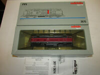 Märklin 3675 Spur H0 Diesellok der DB BN V160 010 Digital OVP