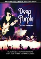 DEEP PURPLE - IN THEIR OWN WORDS NEW DVD