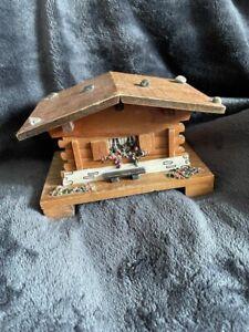Delightful Vintage Hand Made Swiss Music Box