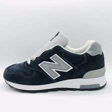 New Balance x J.Crew M1400NV Navy Suede Shoes Made in USA Mens Size:12