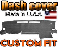 fits 2016 - 2018  TOYOTA TACOMA  DASH COVER MAT DASHBOARD PAD /  CHARCOAL  GREY