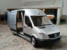 Marge Models Mercedes Sprinter Van Silver Version