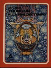 THONGOR ALLA FINE DEL TEMPO  CARTER LIN DELTA 1974