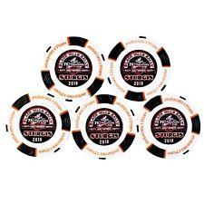 Harley-Davidson® Black Hills Group 78th Rally Poker Chip 5 Store Set