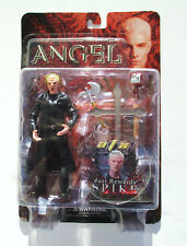 Spike Just Rewards Action Figure Angel Buffy Vampire Slayer New A2