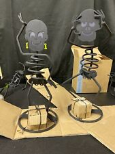 Lot Of Halloween PartyLite Votive Holders And Candle Holders